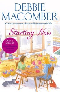 Book cover of Starting Now