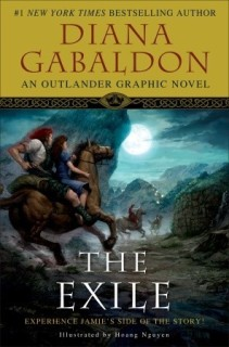Book Cover of The Exile by Diana Gabaldon
