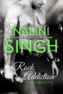 Rock Addiction   Book Cover