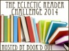 The eclectic reader challenge 2014