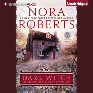 Nora Roberts Dark Witch book cover