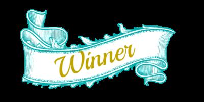 winner banner