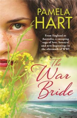 The War Bride book cover