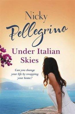 Under Italian Skies book cover