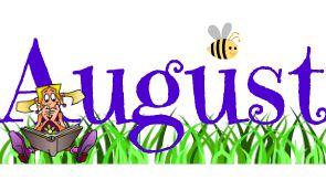Month banner