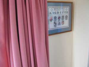 photo of curtain