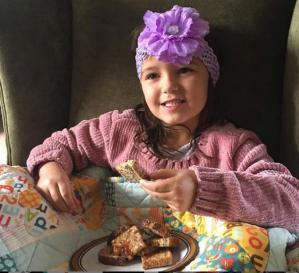 photo of grand niece
