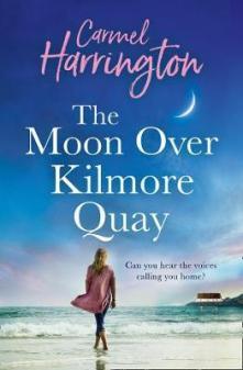 The Moon over Kilmore Bay